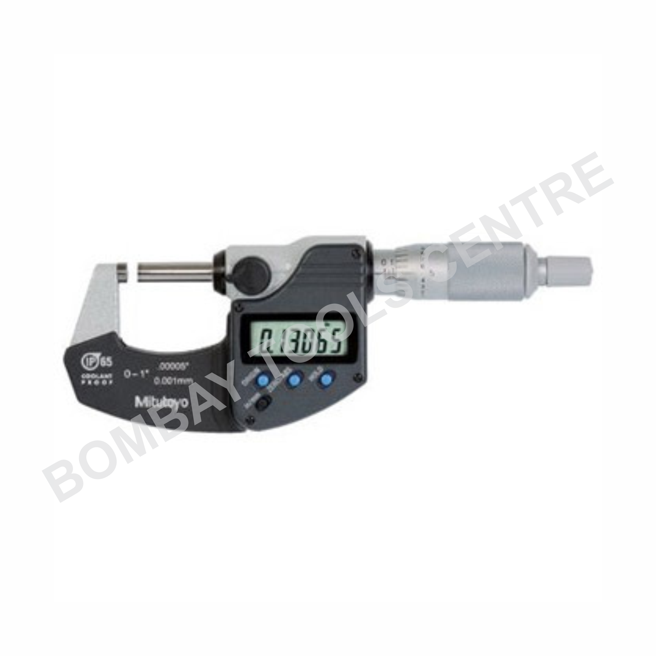 Coolant Proof Micrometer